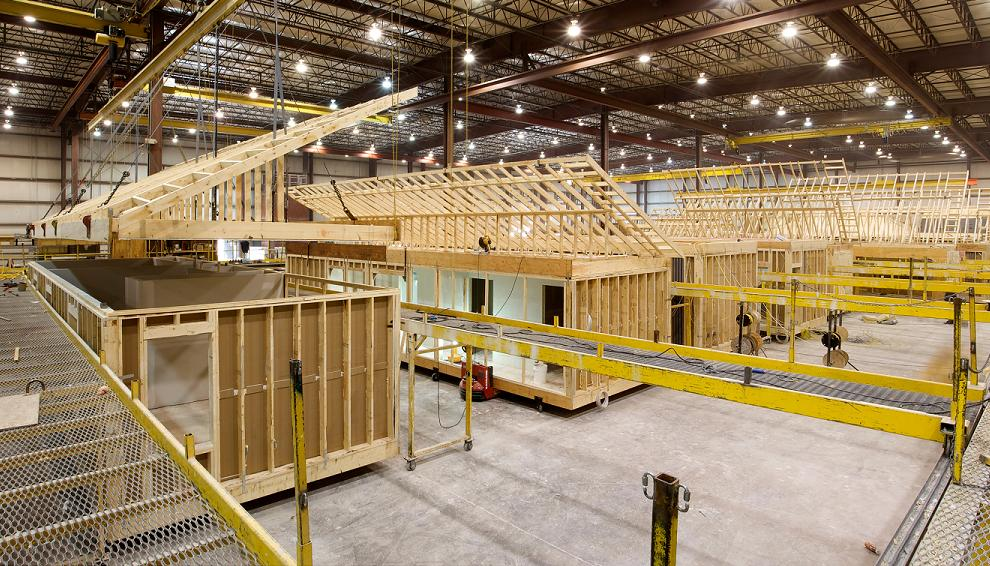 Nashua Builders Four Stages Of Prefab Construction